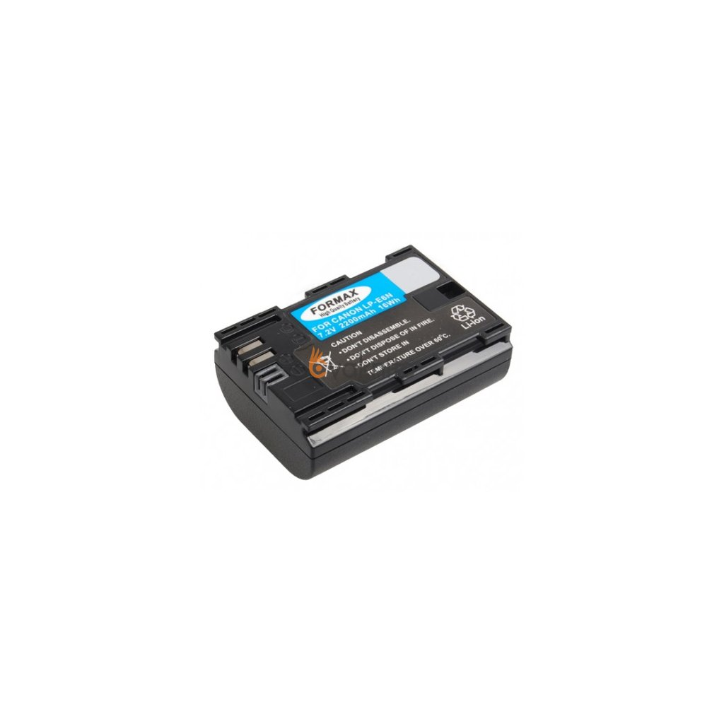 Batéria LP-E6N pre fotoaparáty CANON EOS 80D, 7D MARK II