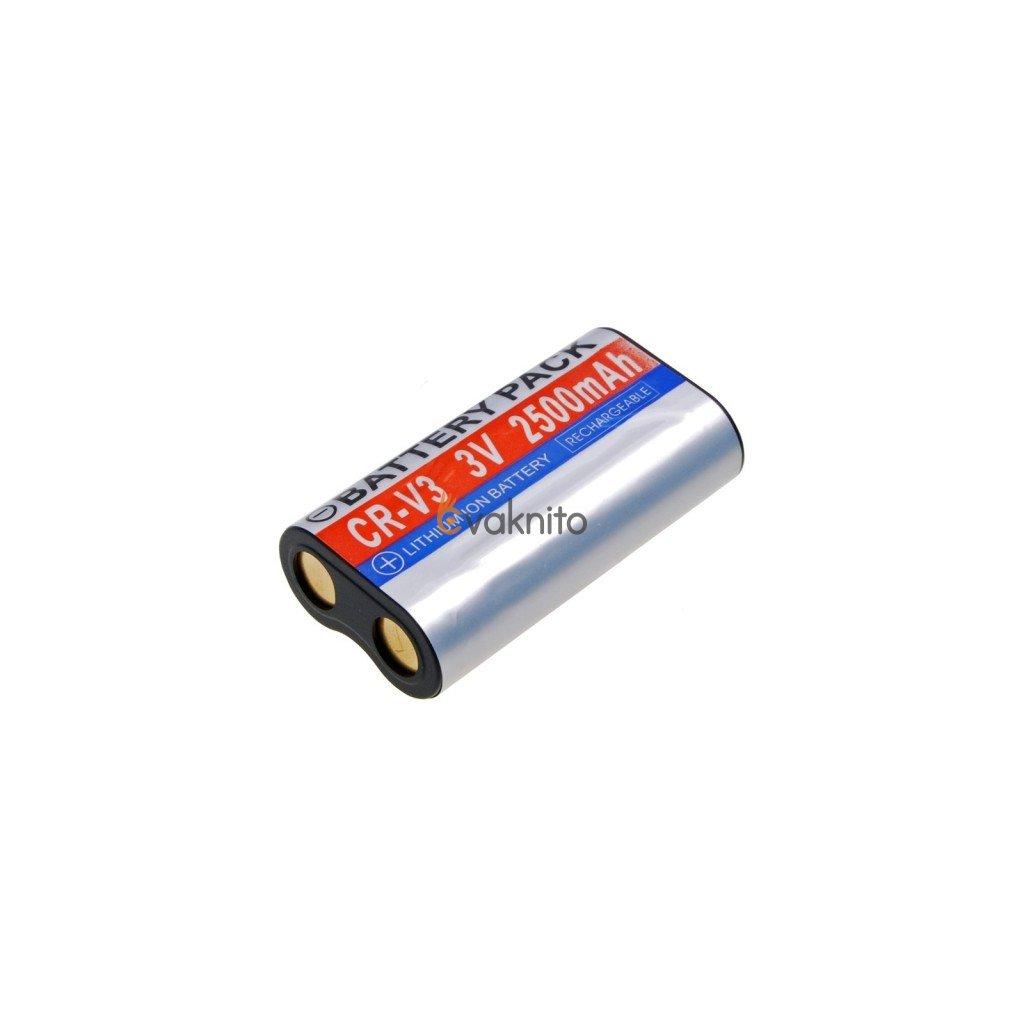 a8245f2b2 Batéria CR-V3 2500mAh pre fotoaparáty Kodak - Cvaknito.sk