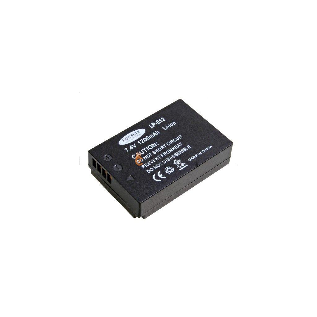 Batérie LP-E12 pre fotoaparáty Canon