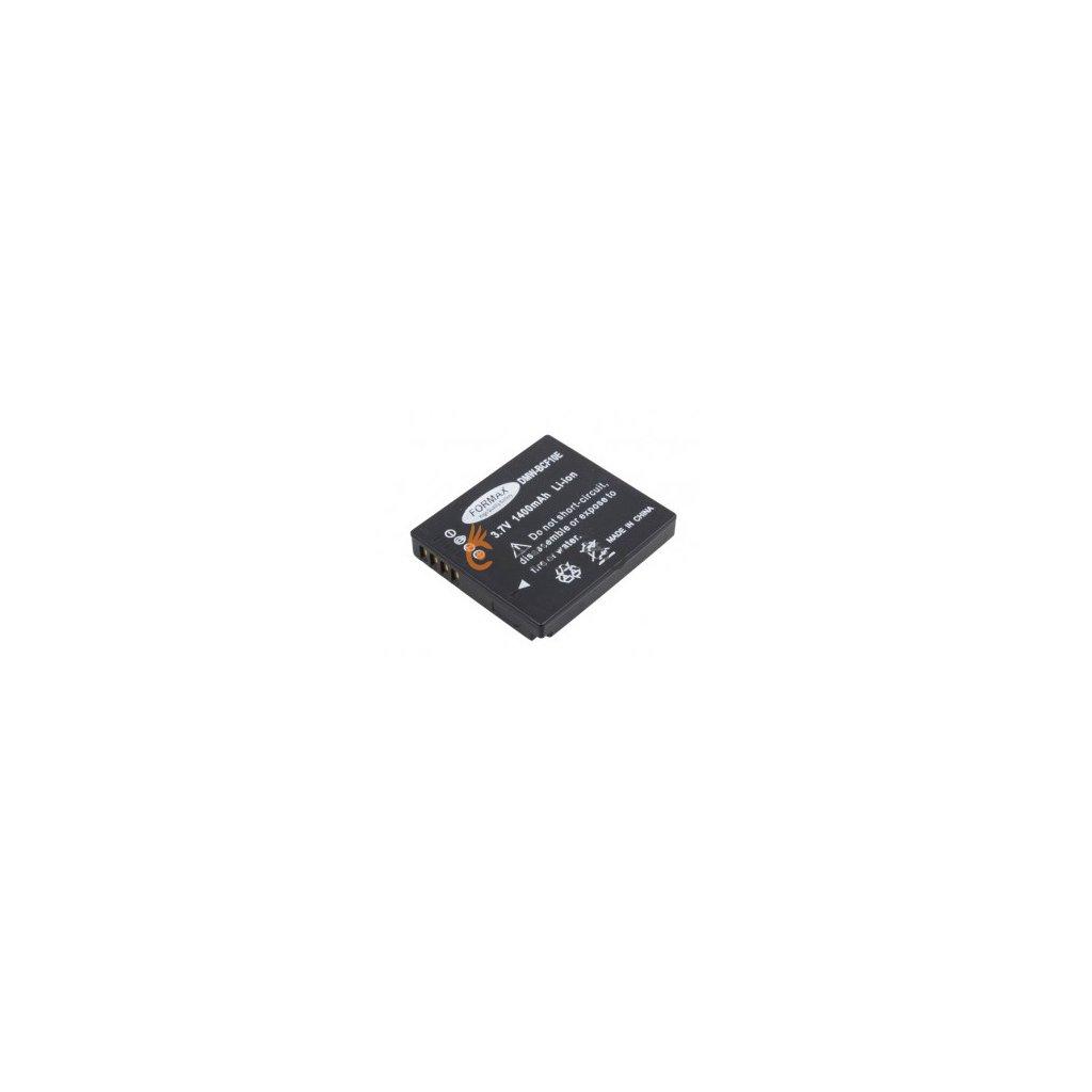Batéria DMW-BCF10E, CGA-S009 pre fotoaparáty Panasonic