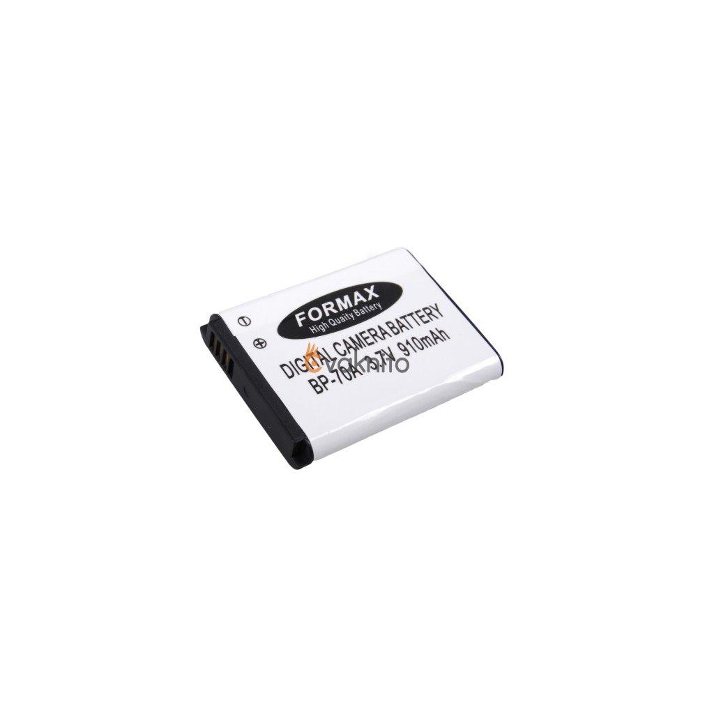 b5ba1e1c1 Batéria BP-70A 910mAh pre fotoaparáty Samsung - Cvaknito.sk