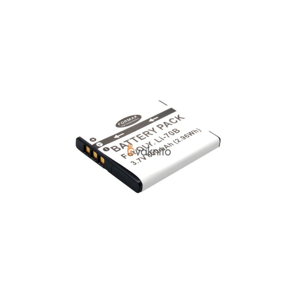 Batéria LI-70B 800mAh pre fotoaparáty Olympus