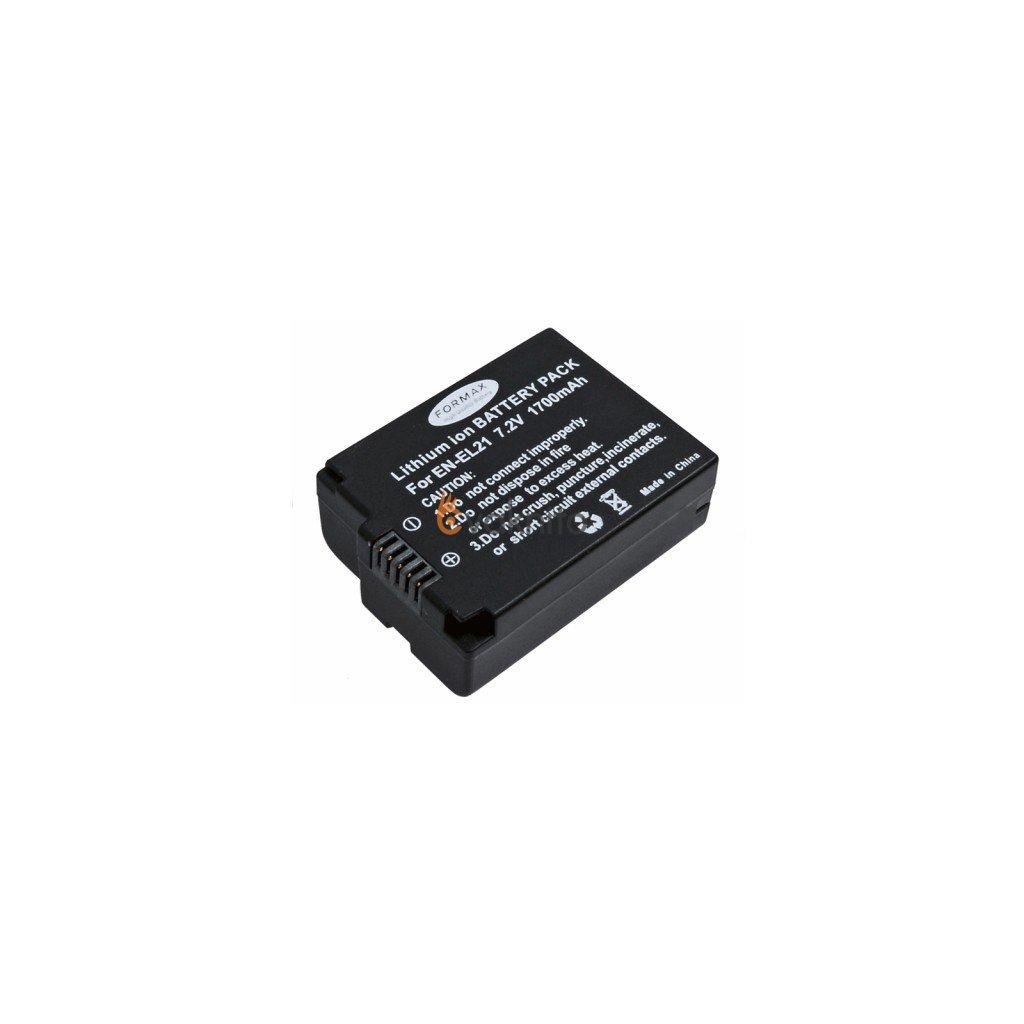 Batéria EN-EL21 s kapacitou 1700mAh pre fotoaparáty Nikon 1 V2