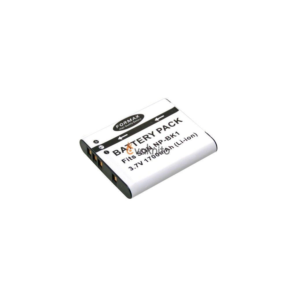 Batéria NP-BK1 pre fotoaparáty Sony