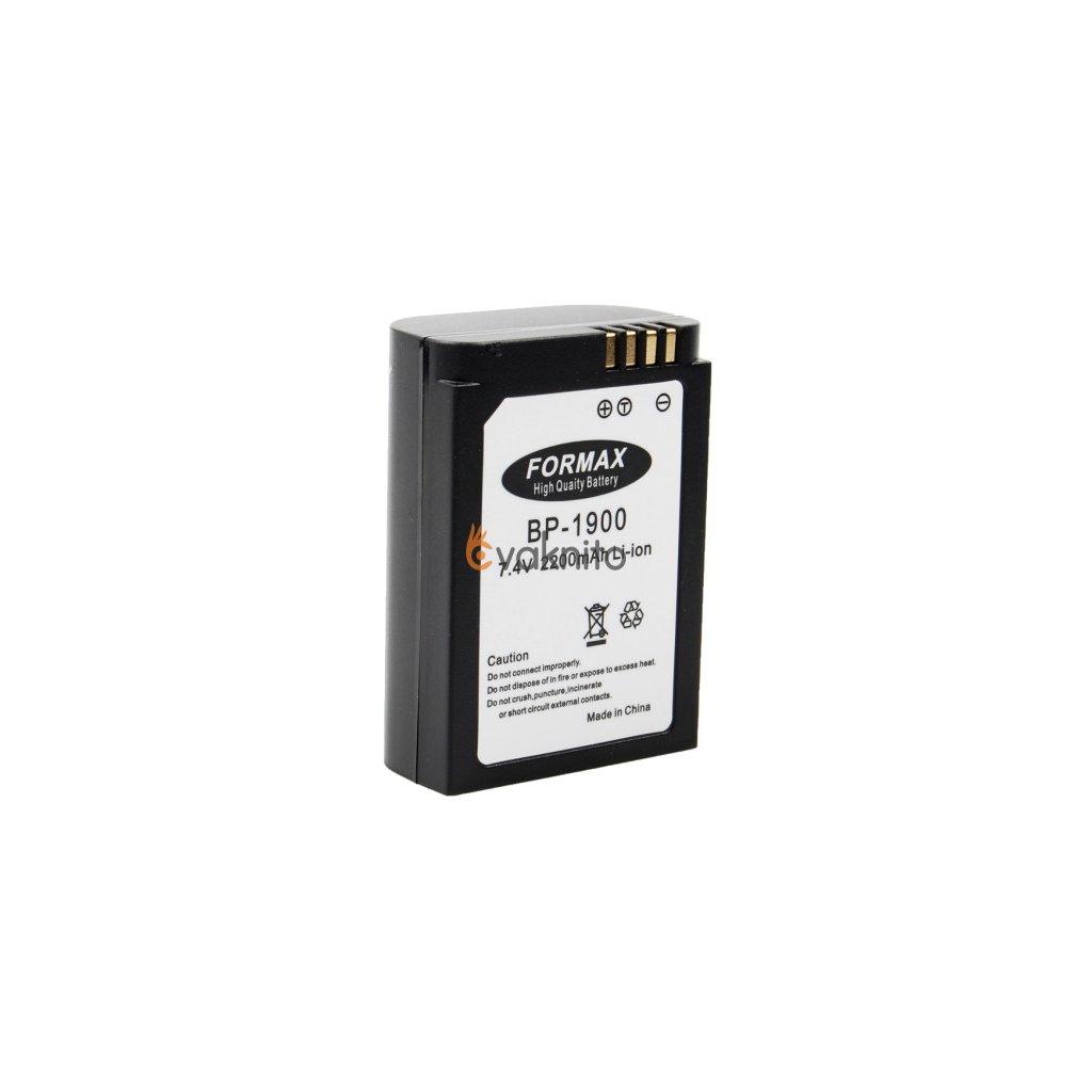 Batéria BP-1900 pre fotoaparáty Samsung