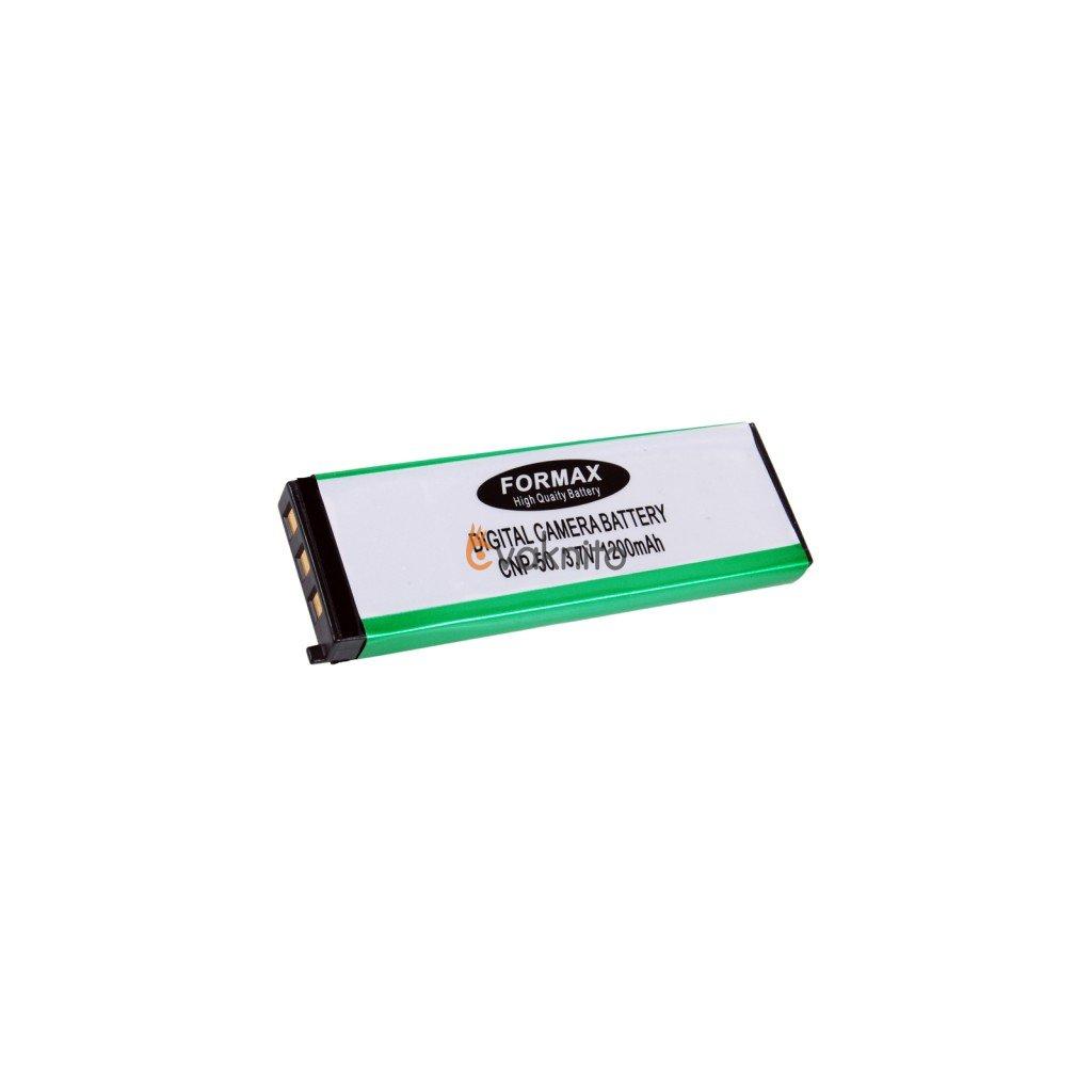 Batéria NP-50 pre fotoaparáty Casio