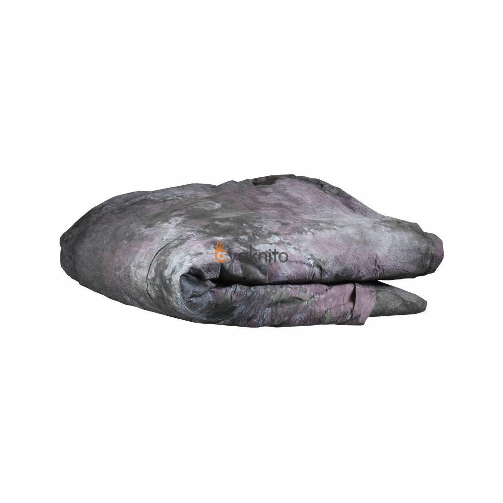Textílne fotografické pozadie 3x6m, sivo-purpurová Bresser