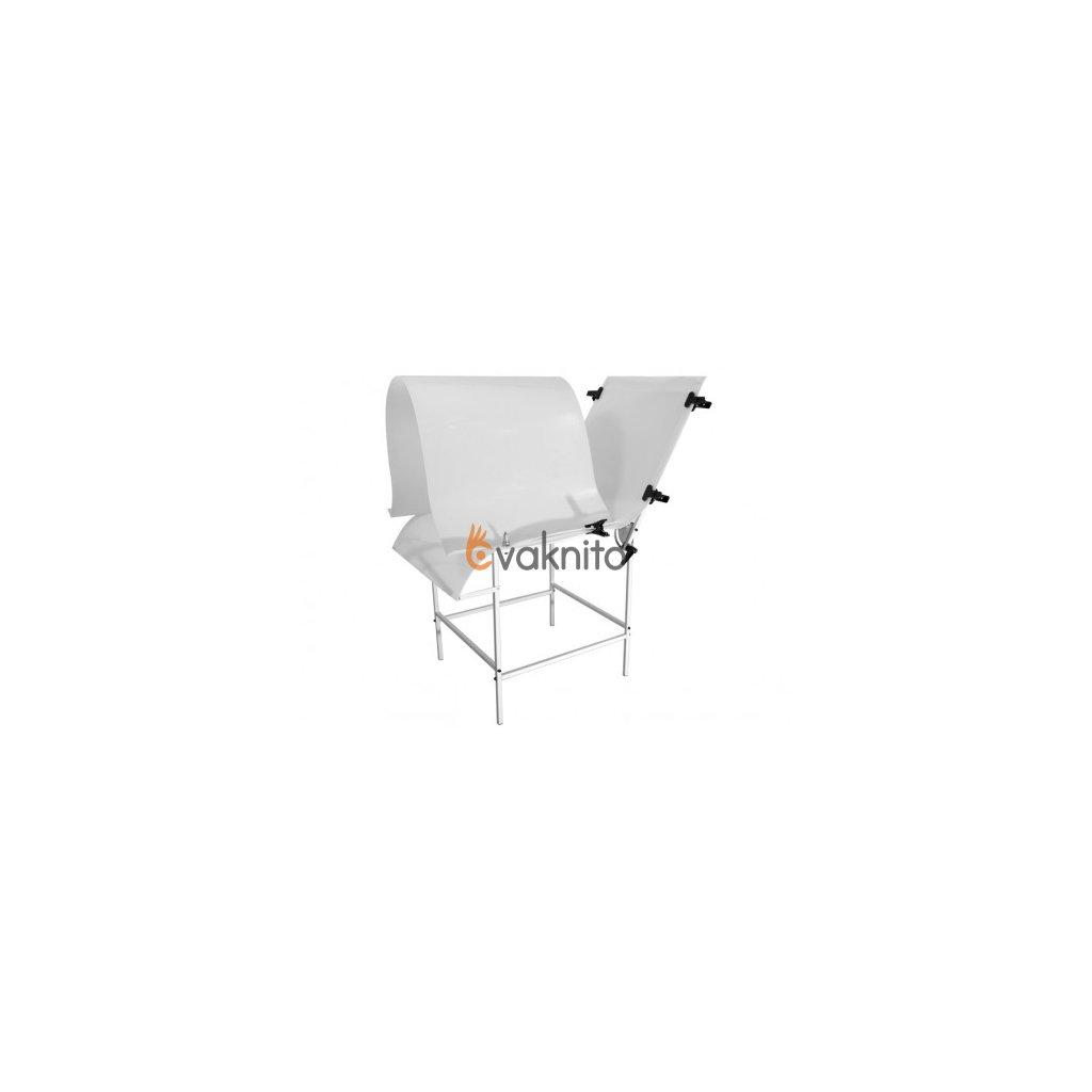 Fotografický stôl 60x130cm + difúzor