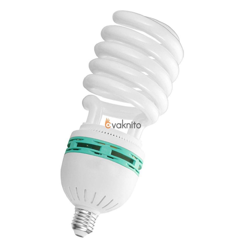 Špirálová úsporná žiarovka E27 135W