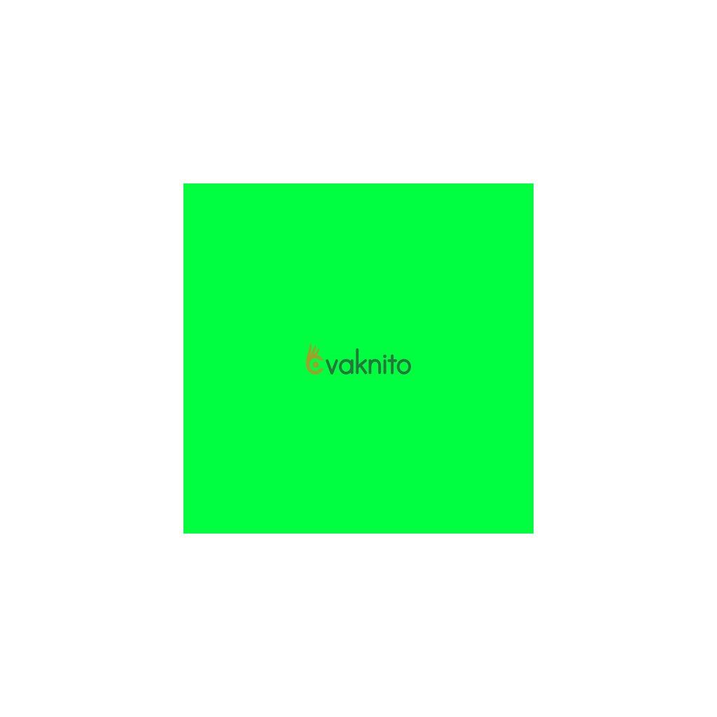 Polypropylenové pozadie 1,6 x 5m krikľavo zelená