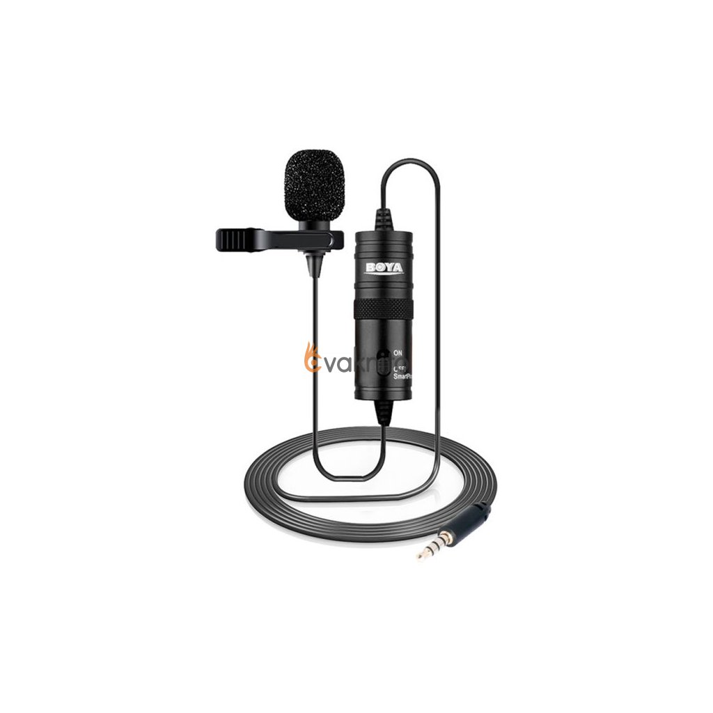 Klopový mikrofón BOYA BY-M1