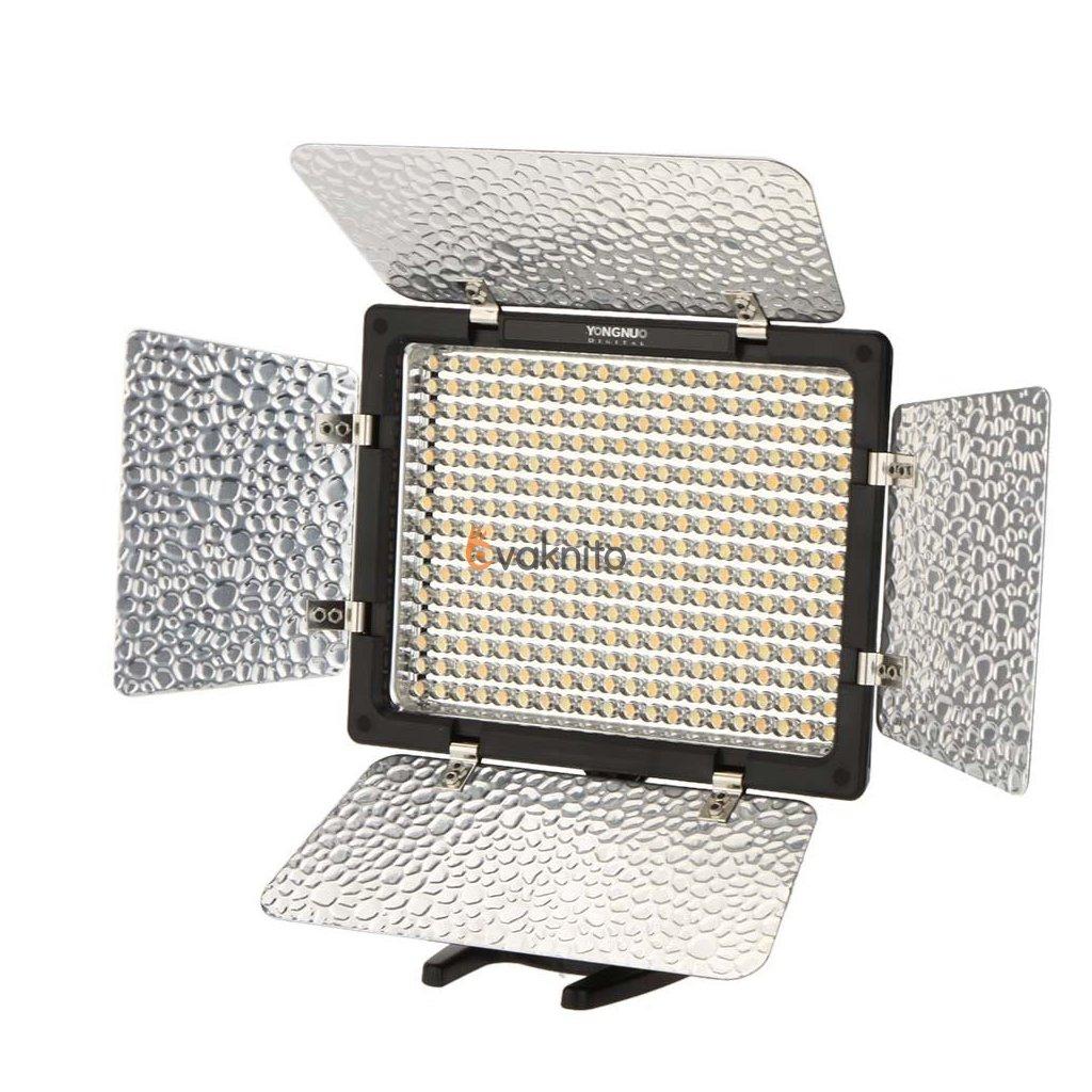 LED video svetlo Yongnuo YN300 III - 300 LED diód