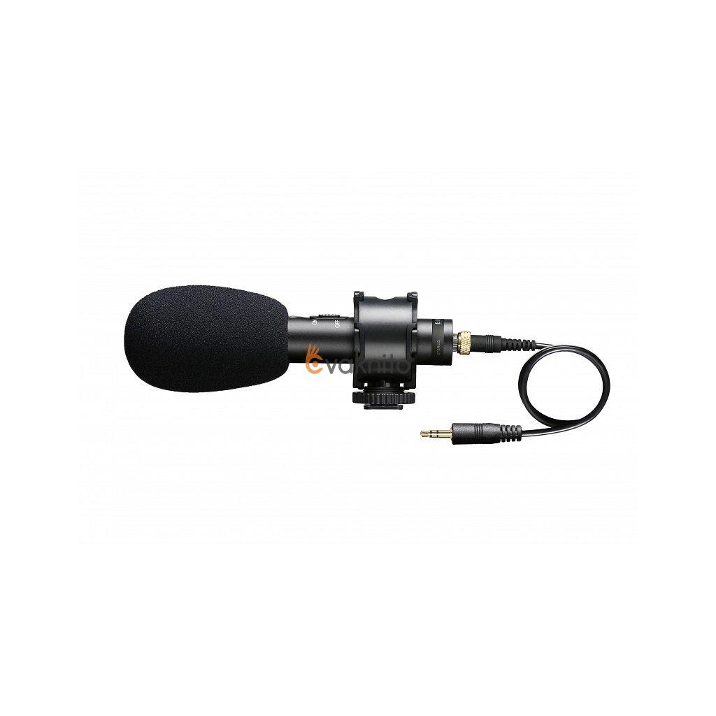 Stereo kondenzátorový mikrofón BOYA BY-PVM50