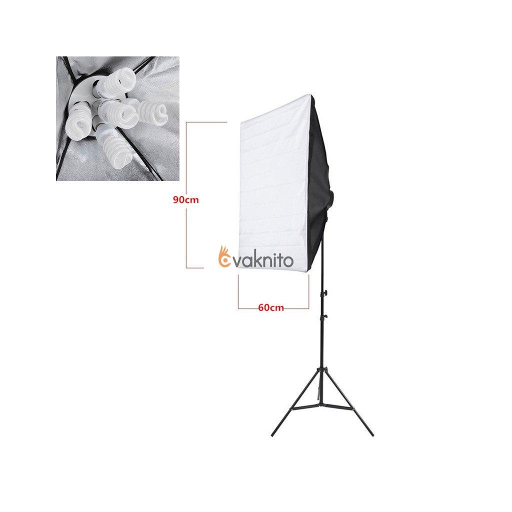 Daylight set 1600W 60x90 cm