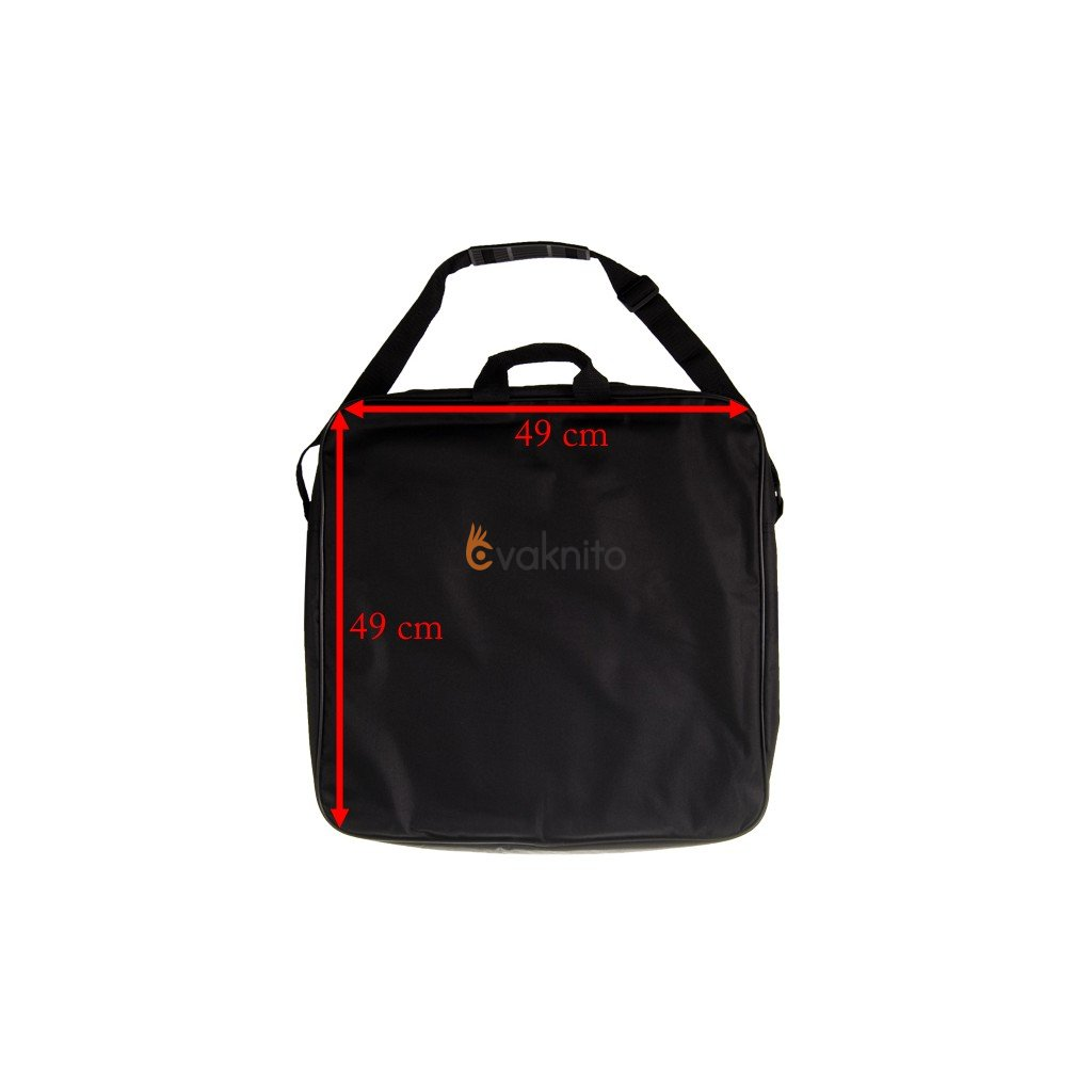 Taška pre trvalé kruhové svetlo 65W, 50W, 40W Lensso