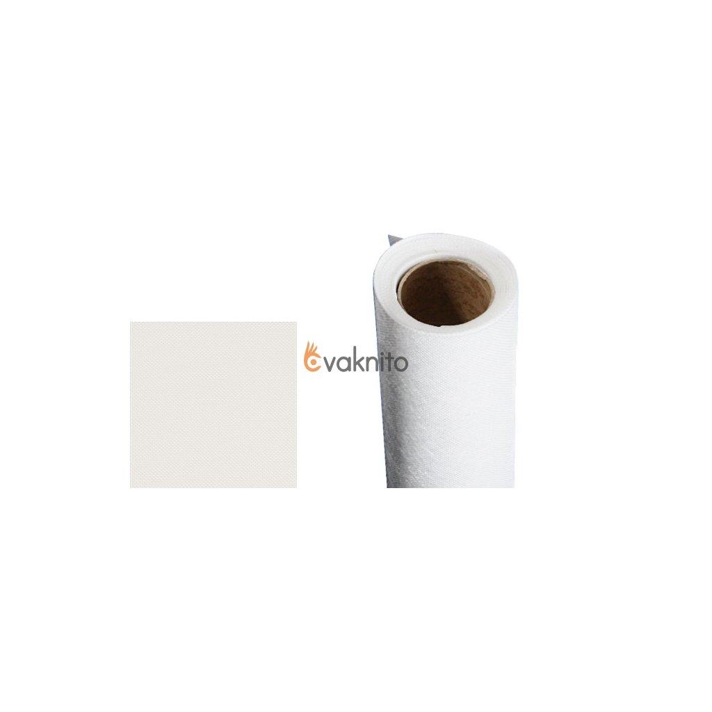 Vinylové pozadie 1,5 x 5 m, biele