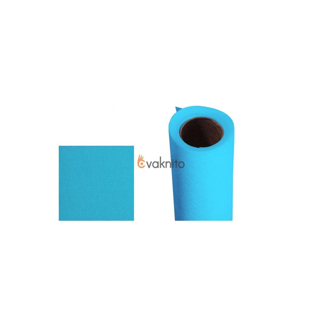 Vinylové pozadie 1,5 x 5 m, svetlo-modré