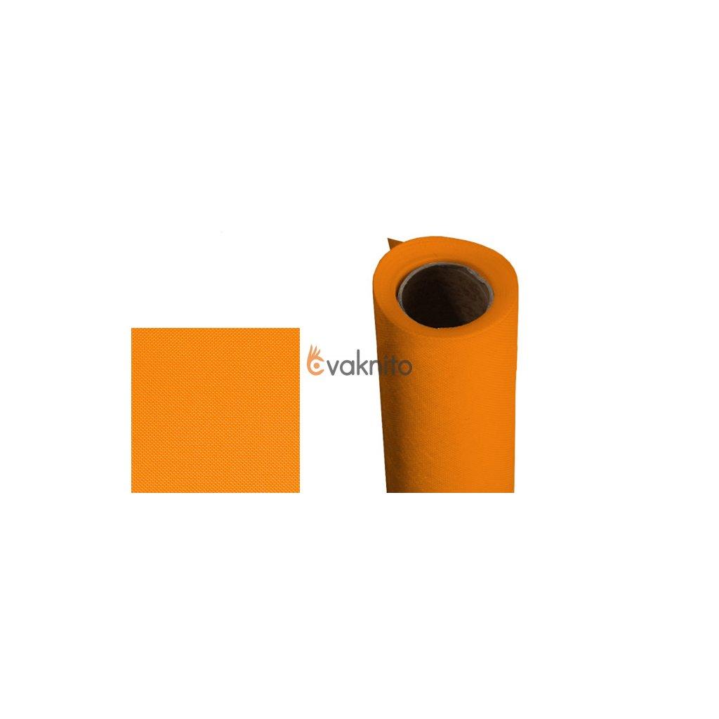 Vinylové pozadie 1,5 x 5 m, oranžové