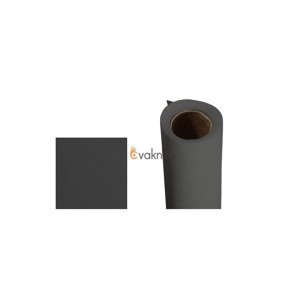 Vinylové pozadie 1,5 x 5 m, tmavo-šedé