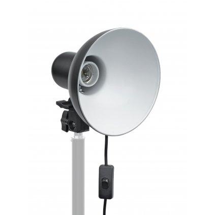 Držiak osvetlenia s reflektorom pre 1 žiarovku BRESSER MM-04