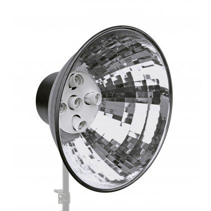 Reflektor 42cm pre 5 žiaroviek