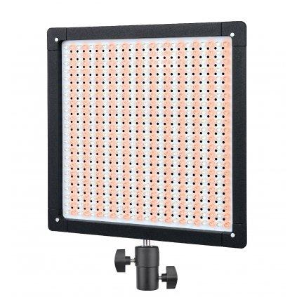 Fotografické povrchové LED svetlo dvojfarebné Slimline 32W / 4.600 LUX BRESSER SH-528A