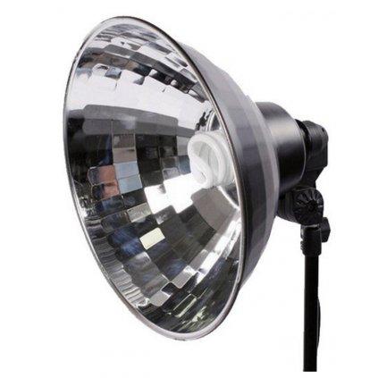 Držiak osvetlenia 38 cm pre 1 svietidlo BRESSER MM-14