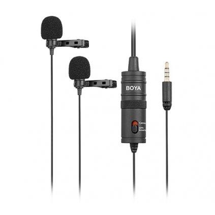 Klopový mikrofón BOYA BY-M1DM