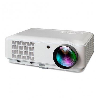 Projektor s WiFi, Androidom a TV tunerom - 1 280 x 800 (2 500 lúmenov)
