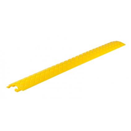 Ochranná prejazdová káblová lišta 100 x 13 x 2 cm (malá) - 5 ton