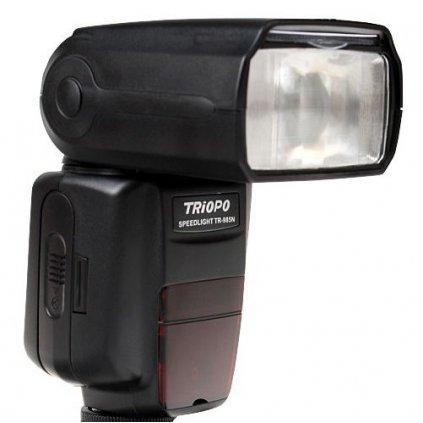 Externý blesk Triopo TR-985N pre Nikon s TTL, HSS