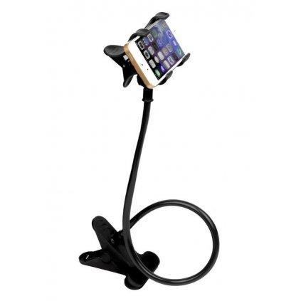 Flexibilný držiak na telefón s uchytávacím klipom