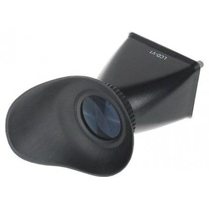Hľadáčik LCD so zväčšením 2,8 x pre Canon 5D MARK II, 7D, 500D Nikon D700, D800