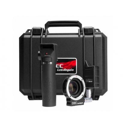 Regulátor Aputure DEC LensRegain s adaptérom - pre Canon EF / Micro 4/3