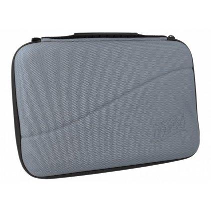 Kufor Brofish pre športové kamery - gumenný, šedý