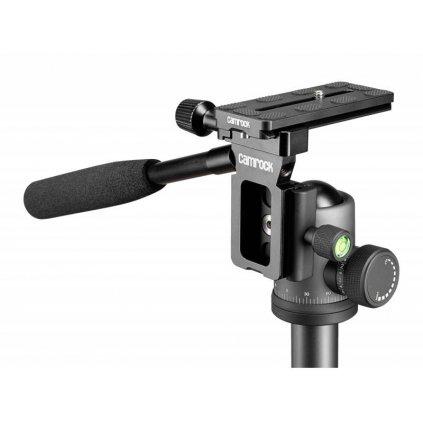 Video adaptér pre guľovú hlavu Camrock FV-1