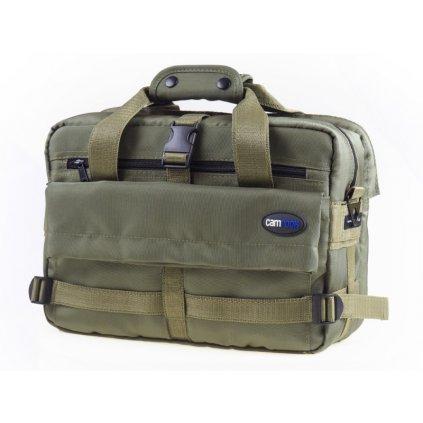 Fotografická taška Camrock Metro M10 - khaki