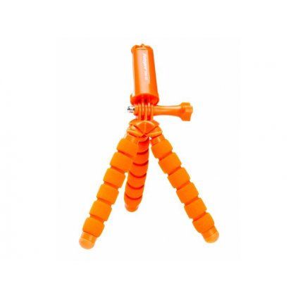 Flexibilný statív Fotopro RM-95 - oranžový
