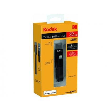 Kodak iCobra2 Flash Drive - 32 GB