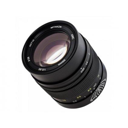 Objektív Mitakon Zhongyi Speedmaster 35mm f / 0.95 pre Micro 4/3