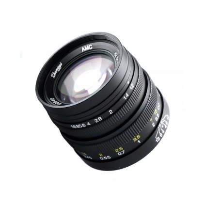 Objektív Mitakon Zhongyi Speedmaster 42.5mm f / 1.2 pre Micro 4/3