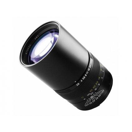 Objektív Mitakon Zhongyi Creator 135mm f / 2.8 II pre Nikon F