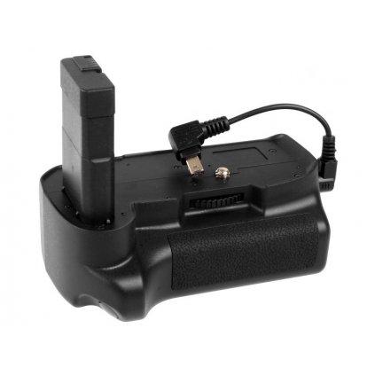 Batériový grip Newell BG-D11 pre Nikon
