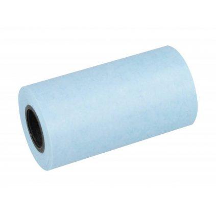 Tepelný papier Peripage nalepovací - modrý