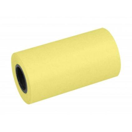 Tepelný papier Peripage nalepovací - žltý