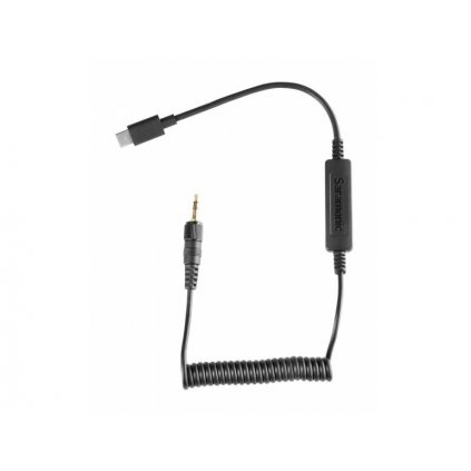Audio kábel Saramonic UTC-C35 - mini Jack 3.5 mm TRS / USB-C