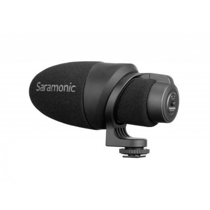 Mikrofón Saramonic CamMic pre DSLR, fotoaparáty a smartfóny
