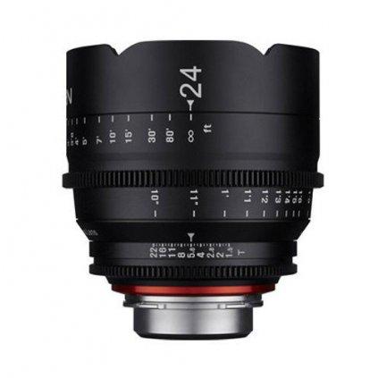 Samyang 24 mm T1,5 Xeen VDSLR for Sony E lens