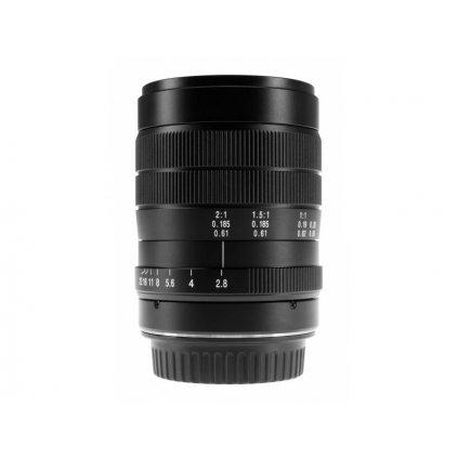 Objektív Laowa 60mm f / 2.8 Macro 2:1 pre Canon EF