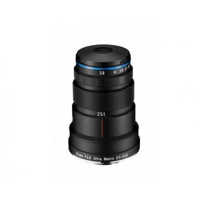 Objektív Laowa 25mm f / 2.8 Ultra Macro pre Sony E